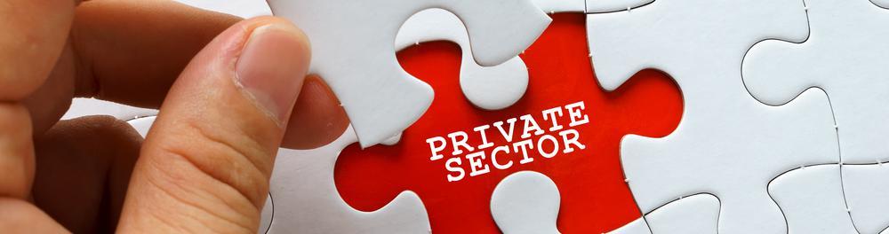 Développement du secteur privé et des financements