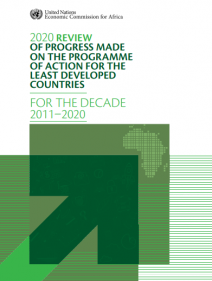 2020 review of progress made on the programme of action for the least developed countries: for the decade 2011-2020