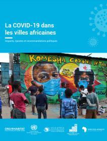 La COVID-19 dans les villes africaines