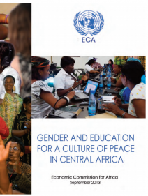 Gender and Education for a Culture of Peace in Central Africa