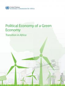 Political economy of a green economy transition in Africa