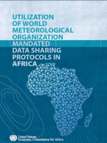 Utilization of world meteorological organization mandated data sharing protocols in Africa