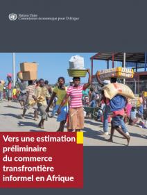 Vers une estimation préliminaire du commerce transfrontière informel en Afrique