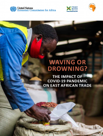 waving or drowning? the impact of covid-19 pandemic on east African trade