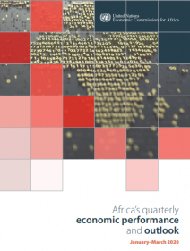 Africa's quarterly economic performance and outlook:January–March 2020