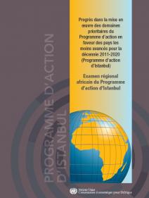 Progrès dans la mise en œuvre des domaines prioritaires du Programme d'action en faveur des pays les moins avancés pour la décennie 2011-2020 (Programme d'action d'Istanbul)