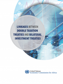 Linkages between double taxation treaties and bilateral investment treaties