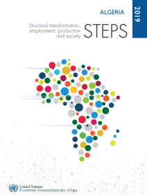 STEPS Algeria 2019 Structural transformation, employment, production and society
