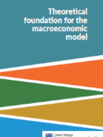 Theoretical foundation for the macroeconomic model
