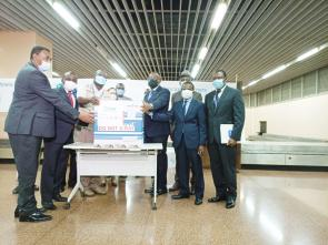 ECA, Afreximbank, Africa CDC procure 158,400 Johnson & Johnson vaccines for Cameroon, millions more to come