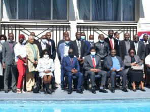 Ministry of trade and ATPC open workshops to review and validate its AfCFTA national strategy
