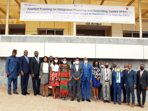 ECA trains Cameroonian officials in use of new development planning, reporting toolkit