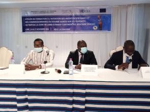 ECA, Togolese government train customs officials to get the most out of AfCFTA