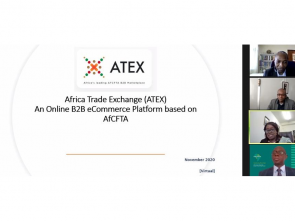 ECA launches ATEX, e-commerce platform that will support transactions when AfCFTA starts next year