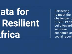 New report calls for building on data projects across Africa sparked by COVID-19