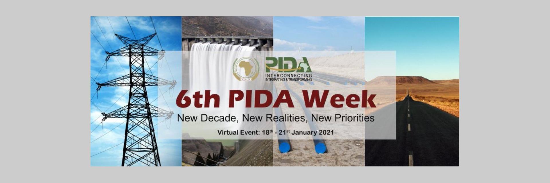 6th PIDA Week