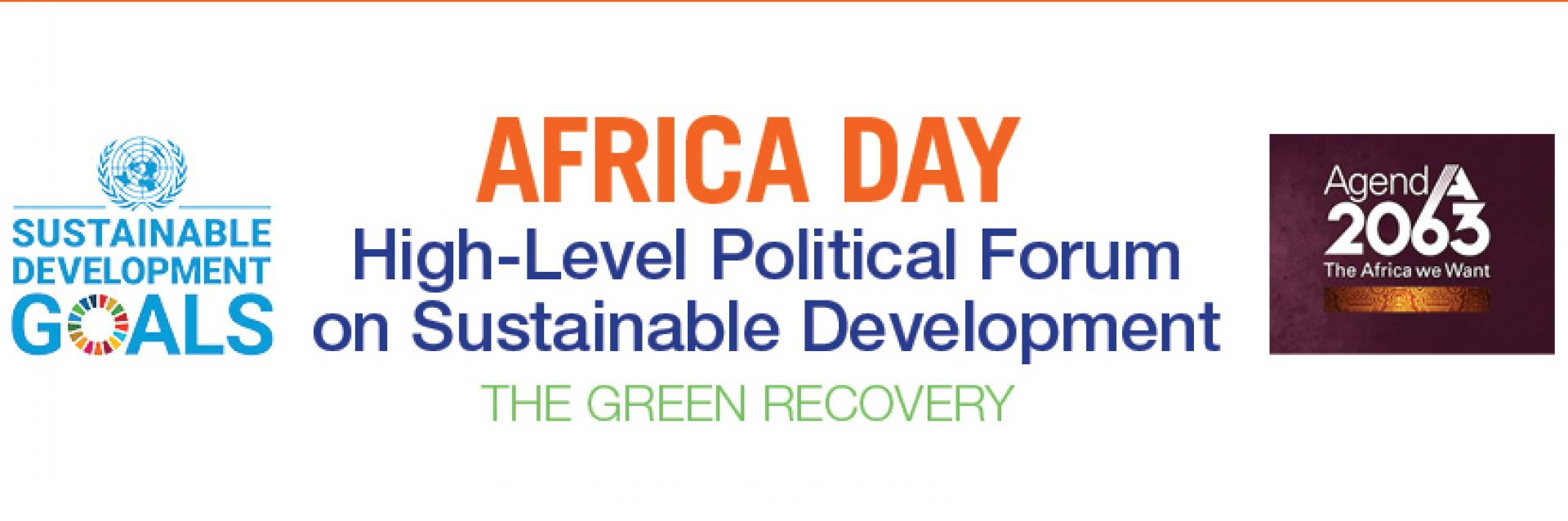 Africa Day at the High-level Political Forum on Sustainable Development