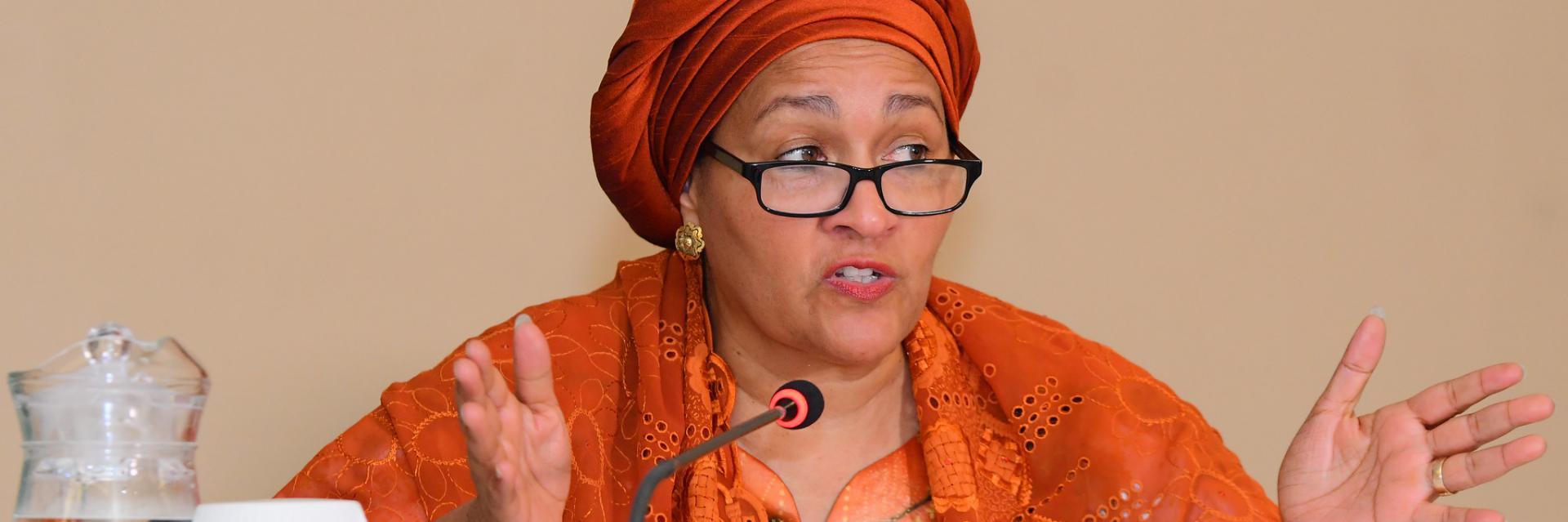 Amina Mohammed salue le partenariat UA-ONU pour relever les défis de l'Afrique