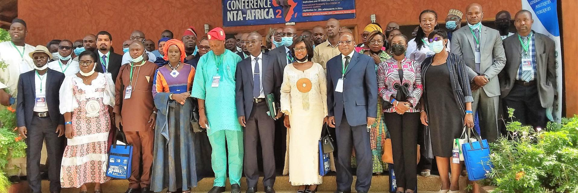 2nd Edition of the NTA Conference: Generational economy in the context of Covid-19 pandemic and the achievement of SDGs in Africa at the heart of the debates
