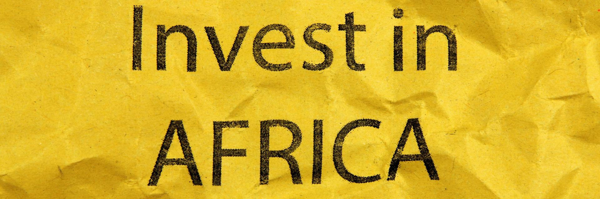 Investment Facilitation to be central to impending AfCFTA negotiations, ECA Director says