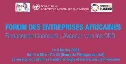 Le quatrième Forum des entreprises africaines, de la CEA avec les présidents Kenyatta et Tshisekedi, peut commencer