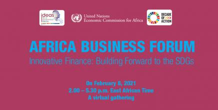 All set for ECA's fourth Africa Business Forum featuring Presidents Kenyatta & Tshisekedi