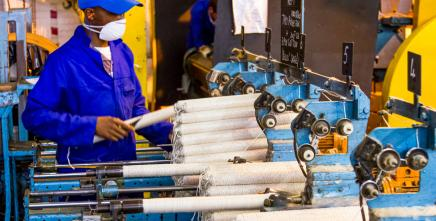 How ECA helped drive an economic diversification agenda in Central Africa in 2020