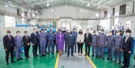Gabon launches technical training hub to revolutionise skills for economic diversification